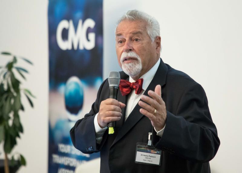 Foto 3: Heinz Pabisch, Vorsitzender der Action Group Gigabit Fiber Access (aggfa) in der CMG